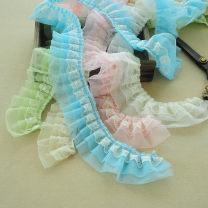 lace White, light green, naked apricot, light blue, light pink