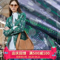 Fabric / fabric / handmade DIY fabric cotton [Note: environment friendly printing and dyeing of pure natural embryo cotton] , [please shoot 12 pieces for one meter two piece] Loose shear piece Others jacquard weave clothing Europe and America HAODUO 100%