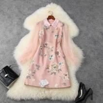 Fashion suit Autumn 2020 S,M,L,XL Apricot, pink SSMYT11359 96% and above
