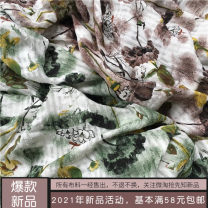 Fabric / fabric / handmade DIY fabric Others Red. One piece is one meter. It is about 140cm wide and green. One piece is about 140 * 195cm, purple? Coffee?. One piece is one meter. The width is about 140cm