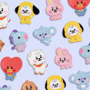 Brooch other RMB 25-29.99 LINE FRIENDS brand new goods in stock Japan and South Korea lovers