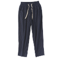 Casual pants 1 Blue M,L,XL Spring 2021 Ninth pants Straight pants Natural waist Versatile routine 25-29 years old 31% (inclusive) - 50% (inclusive) World works