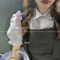 Fashion suit Summer 2020 Average size 0783 purple shirt, 078 black strap skirt 30% and below