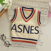 Vest male Orange, off white, navy Other / other spring and autumn routine No model Socket cotton Solid color Cotton 96% other 4% other Cotton liner 3 months, 6 months, 12 months, 9 months, 18 months, 2 years old, 3 years old, 4 years old, 5 years old, 6 years old