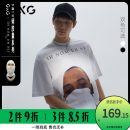 T-shirt Youth fashion White, black routine one hundred and sixty-five / S , one hundred and seventy / M , one hundred and seventy-five / L GXG Short sleeve Crew neck Super slim daily summer GB144268C Cotton 100% youth routine Solid color cotton More than 95%