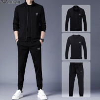 Leisure sports suit autumn Long sleeves Chiamania trousers youth Sweater cotton 2020