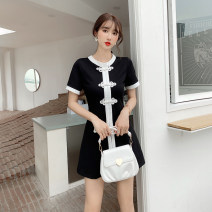 Fashion suit Summer 2021 S,M,L black 25-35 years old Kelly Yana 30% and below cotton