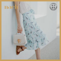 skirt Summer 2021 S/M,L/XL Z - 09 printed skirt (to be purchased) , Z - 10 print skirt (to be purchased) , Z - 11 print skirt (to be purchased) , Z - 12 print skirt (to be purchased) Z - cotton