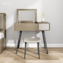 Dresser / table adult no Two piece dressing table stool No door Simple and modern manmade board IKAZZ assemble assemble KL-K173-1 yes yes yes Economic type assemble no Guangdong Province other store Provide installation instructions and simple installation tools Foshan City Density board / fiberboard