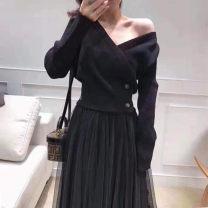 Fashion suit Autumn of 2019 S,M,L,XL 6629# 81% (inclusive) - 90% (inclusive)