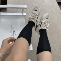 Socks / base socks / silk socks / leg socks female Qbxx studio / pencil Xiaoxin Average size black 500 pairs