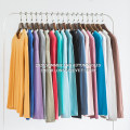 T-shirt Youth fashion White, black, apricot, peacock blue, dark blue, light blue, lake blue, red, green, light gray, lotus root, yellow, blue, brown, rose, pink, mineral blue, > Click to view the size < (select the color in front) routine S,M,L,XL,2XL Zijun Long sleeves Crew neck easy Other leisure
