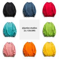 Sweater Youth fashion Zijun S,M,L,XL,2XL Solid color Socket routine autumn easy teenagers tide routine