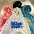 Sweater Youth fashion Zijun Black, white, green, pink, > Click to view the size < (select the color before) M,L,XL,2XL letter Socket routine Hood spring easy leisure time teenagers tide routine cotton printing No iron treatment Kangaroo pocket