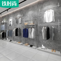 Clothing display rack clothing stainless steel Dream series MEN 1 Iron fashion