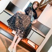 Fashion suit Spring 2021 XS,S,M,L,XL,2XL,3XL Black + Black miuco T2414S1134