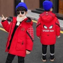 Cotton padded jacket male No detachable cap Cotton 96% and above Other / other thickening Zipper shirt Britain Class C High collar Three, four, five, six, seven, eight, nine, ten, eleven, twelve