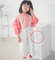 trousers Other / other female 5 85CM, 7 95cm, 9 105cm, 11 115cm, 13 125cm Pink (no return for reservation), beige (no return for reservation) spring and autumn Ninth pants Korean version Official pictures rompers Leather belt middle-waisted cotton Don't open the crotch