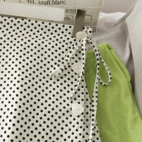 skirt Spring 2020 Average size White, yellow, green, black longuette High waist Dot 18-24 years old A274024 30% and below