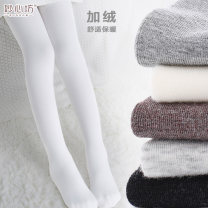 Children's socks (0-16 years old) Pantyhose XS (for 85-95cm) s (for 95-115cm) m (for 115-130cm) l (for 130-140cm) XL (for 140-150cm) Miaoxinfang winter female Class A Polyester fiber 93.5% polyurethane elastic fiber (spandex) 6.5% Average size Winter 2017