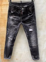Jeans Fashion City Tagkita / she and others 44 for 28.29, 46 for 30, 48 for 31.32, 50 for 33.34, 52 for 35.36, 54 for 37.38 black trousers Other leisure