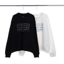 Sweater Youth fashion Others White, black 46,48,50,52 other Socket