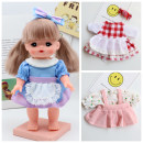Doll / accessories Three, four, five, six, seven, eight, nine, ten Ordinary doll Other / other other Suitable for 25-26cm doll < 14 years old New models in 2021 parts Life cloth clothing