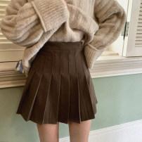 skirt Winter 2020 S,M,L Dark grey, brown