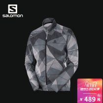 Outdoor sports windbreaker Salomon / Salomon four hundred and one thousand one hundred and twelve six hundred and ninety-eight male 501-1000 yuan Morocco blue 401114 forged iron grey 401113 surf blue 401110 black 401112 SMLXL Spring and summer Windproof, breathable, warm and reflective night vision