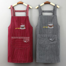 apron Sleeveless apron waterproof Korean version other Personal washing / cleaning / care Average size CMGZCB-8668 Mandameng public yes like a breath of fresh air