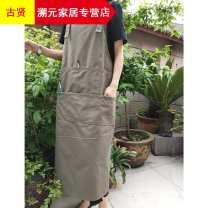 apron Sleeveless apron antifouling canvas Average size 157120774597443 5f0jT Gu Xian