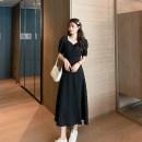 Dress Summer 2020 White, black Average size