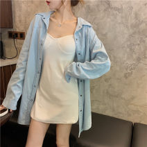 Fashion suit Autumn 2020 Average size Suspender skirt 91910, shirt 91911# 18-25 years old 31% (inclusive) - 50% (inclusive)