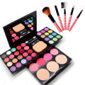 Make up tray no Normal specification Ads / Edith Other effects China Five piece makeup brush 39 color makeup box 39 color makeup box + set brush