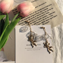 Earrings Alloy / silver / gold 10-19.99 yuan Other / other A pair of earnails and 2 yuan for screw clip One hundred and fifty-eight