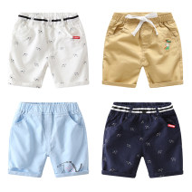trousers Other / other male summer shorts leisure time No model Casual pants Leather belt middle-waisted cotton Open crotch Cotton 95% polyurethane elastic fiber (spandex) 5% Class A 2 years old, 3 years old, 4 years old, 5 years old, 6 years old, 7 years old, 8 years old
