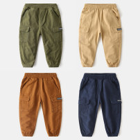 trousers Other / other male 100cm, 110cm, 120cm, 130cm, 140cm, 90cm can be opened Khaki, green, Navy, caramel, cashmere khaki, cashmere green, cashmere Navy, 700 Cashmere Black, 700 cashmere green, cashmere pocket letter khaki, cashmere pocket letter Navy, cashmere pocket letter green trousers cotton