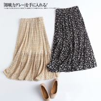 skirt Spring 2021 Average size Black, beige 30% and below other