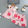suit Other / other White ladybug, white bow, pink love rabbit, pink polka, pink pineapple, pink strawberry, pink checkered strawberry, pink small animal, black checkered, red checkered, yellow checkered, yellow line checkered, blue polka, green checkered, blue kitty cat, Purple Polka female summer