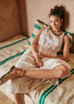 Dress Summer 2021 White (booking) 34,36,38