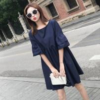 Dress Summer 2021 indigo S,M,L,XL Other / other
