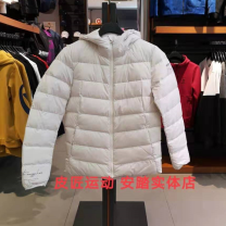 Sports down jacket 16947949-3 Mermaid purple, 16947949-1 porcelain white, 16947949-2 plain pink, 16947949-4 basic black Anta female S (adult), m (adult), l (adult), XL (adult), XXL (adult), XXL (adult) have cash less than that is registered in the accounts Grey duck down 80%