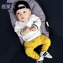 Sweater / sweater neutral spring and autumn 3 months, 6 months, 12 months, 9 months, 18 months, 2 years, 3 years leisure time Bella The cap is not detachable Condom There are models in the real shot fzwy477222 59cm,66cm,73cm,80cm,90cm,100cm,110cm,120cm