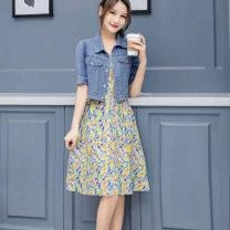 Fashion suit Summer 2021 M,L,XL,XXL Yellow, violet 81% (inclusive) - 90% (inclusive)