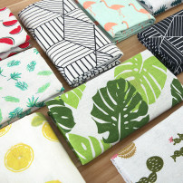 Fabric / fabric / handmade DIY fabric Others Loose shear rice Others printing and dyeing Sofa fabric Countryside Buddery Xiaoxiaohua2