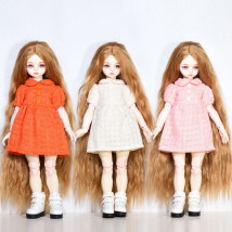 Doll / accessories parts Over 14 years old Other / other China 38-43cm quarter baby clothes Over 14 years old other parts Limited collection cloth clothing