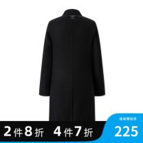 woolen coat black 165/S,170/M,175/L,180/XL,185/XXL,190/XXXL GXG Fashion City GA126908G have more cash than can be accounted for Other leisure Self cultivation
