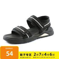 Sandals black 38,39,40,41,42 GXG Velcro Textile Beach shoes GY150802C