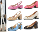 Low top shoes 34,35,36,37,38,39,40 Other / other Square head top layer leather Thick heel High heel (5-8cm) Shallow mouth Pig skin Summer 2021 Trochanter Europe and America Adhesive shoes Solid color TPR (tendon) Single shoes Sheepskin banquet Soft skin