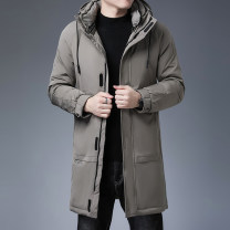 cotton-padded clothes Black, khaki, ha Qing Bonin 170,175,180,185,190 Business gentleman thickening have more cash than can be accounted for standard Other leisure LLT8924 Polyester 100% Detachable cap middle age Business Casual No iron treatment